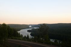 la mauricie national park river