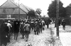Deportation of Jews from Płońsk to Auschwitz               The deportations of the Jews of  Płońsk and the liquidation of the ghetto took place during the fall of 1942.  Rumors of the deportation from the ghetto spread at the end of October 1942.  Before that, during the summer, the Jews of Płońsk heard about the murder of  Jews in the camps from the brother-in-law of Dr. Arthur Ber, who had escaped  from Treblinka and arrived in Płońsk.     At the end of October, the  Germans ordered the…