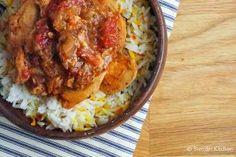 Slow Cooker Italian Red Pepper Chicken