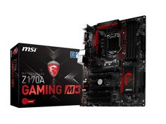 # MOTHERBOARD - MSI Z170A GAMING M3