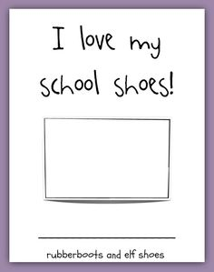 Pete the Cat rocks a new school year in his school shoes. Make a Pete inspired class book of how you are rocking your school shoes. Preschool Literacy, Preschool Books, Book Activities, Preschool Ideas, Fall Preschool, Sequencing Activities, Language Activities, Sensory Activities, Pete The Cat Shoes