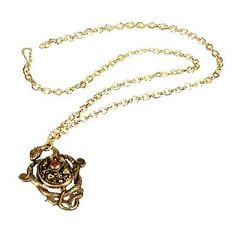 Pirates Of The Caribbean Hector Barbossa Pendant