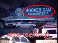 IT'S THE DAM SNACK BAR!!!!!!!!!!!!!!!!!!!!!  I need a dam hot dog and a dam diet Coke.
