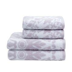 Christy Dusk 'Palace' towels- at Debenhams.com Pattern