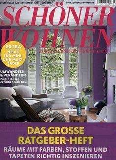 Schöner Wohnen De schoener wohnen de styling website and books
