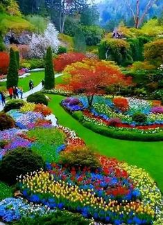 Beautiful pictures Cancer Chat is part of Most beautiful gardens - Most Beautiful Gardens, Beautiful Flowers Garden, Amazing Gardens, Beautiful Places, Beautiful Pictures, Famous Gardens, Diy Flowers, Dream Garden, Garden Art