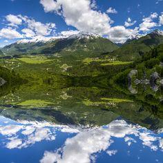 """Kota 1313 - """"Dreizehn-Dreizehn"""" (1313 m) - Bovec – the Valleys of Inspiration"""