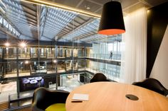 B/S/H/ Office by William McDonough + Partners and D/DOCK