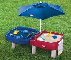 Little Tikes Sand & Water Umbrella
