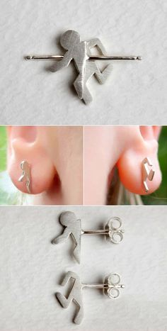 portal earrings!