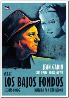 """Los bajos fondos (1936) """"Les bas-fonds"""" de Jean Renoir -  tt0027336"""