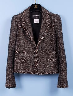 The Holy Grail of my fashion world.  One day, I *will* have my very own Chanel jacket.