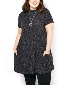 Short Sleeve Two-Ton