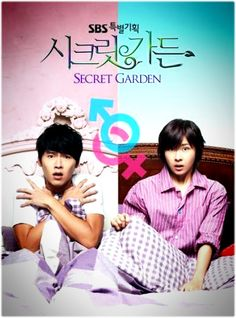 """""""Secret Garden""""- I really enjoyed this kdrama. It made me laugh several times. The female lead is one of my favorites. I really enjoy her in this. Loved Hyun Bin as well. It was a great love story with a super funny twist!"""