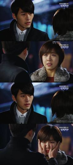 Secret Garden-- I really enjoyed this drama! He was harsh and mean and just a jerk sometimes, but he always showed the love he had for her even when he didn't know it yet. And he couldn't get her out of his mind.... :) #KoreanDrama