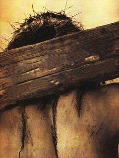 Christ on the cross Jesus Christ Painting, Jesus Art, God Jesus, Catholic Art, Religious Art, Jesus Drawings, Church Backgrounds, Pictures Of Jesus Christ, The Cross Of Christ