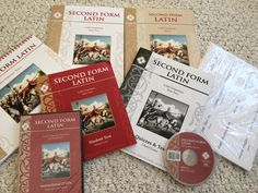 With just a couple months left in our school year we have gone ahead and started Second Form Latin. We have only completed the first threelessons, but I've been working ahead in the book over the past few months and have familiarized myself with its contents. I have to say that as we progresswith our …