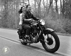 NOTHING BETTER THAN A GOOD LOOKING MAN W/HIS MOTORCYCLE  THE WIND IN YOUR HAIR!! I FEEL THE NEED FOR SPEED!!