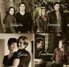 ♥ the twilight saga