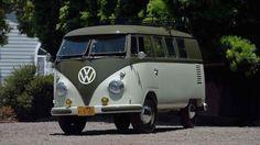 1958 Volkswagen 11-Window Bus - 1