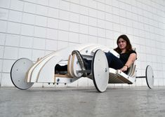 Our final project for 'Toys! 2015' under Professor Mitchell Squire, was a gravity racer designed by Anndrea Joiner (ARC), Chelsea Brtis (ARC), Kelsi Thrasher (ARC) and myself. We ended …