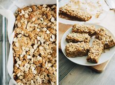 Tender Fig Bars (gluten, dairy and egg free) // Sprouted Kitchen