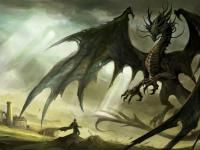 Dragons are amazing fantasy creatures. Digital arts goes to a complete new level when an artist depicts how a dragon looks like. Magical Creatures, Fantasy Creatures, Dragon Medieval, Medieval Music, Dragon Artwork, Dragon Pictures, Dragon Images, Fantasy Dragon, Black Dragon
