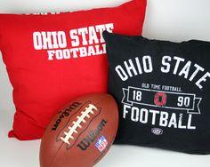 Team T-Shirt Throw Pillows www.fiskars.com