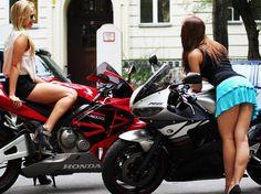 Honda CBR & Yamaha R6