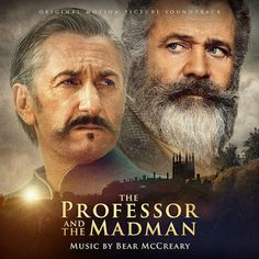 The Professor And The Madman Soundtrack Bear Mccreary