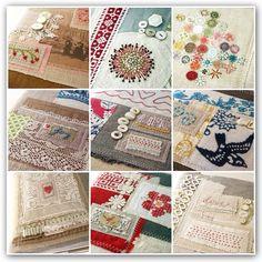 art quilt journals (sold)