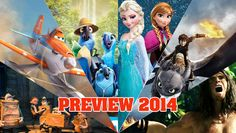Preview for 2014 Animation movies