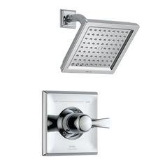 Delta Faucet DT14251/DR10000UNBX Dryden Single Handle   Shower Faucet - Chrome