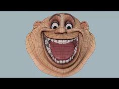 "CGI Showreel HD: ""2D Style Facial Rigging"" by Davoud Ashrafi - YouTube"