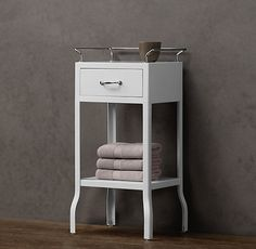 Small Pharmacy Cart from Restoration Hardware