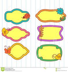 cute-colorful-nature-frames-24458374.jpg (1300×1390)