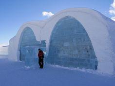 Ice Hotel (Riccardo Tebano, Jukkasjärvi)