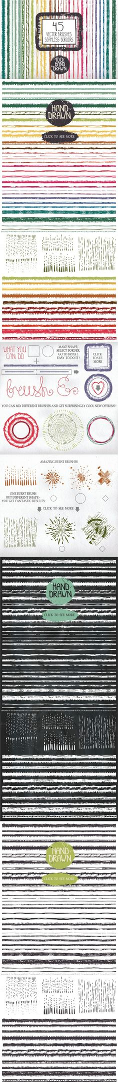 90 Hand Drawn Arrow Symbol Brushes Photoshop Brushes 400