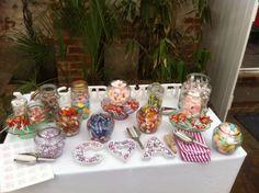 Farnham Florist creating amazing wedding flowers for your wedding. Sweetie Table Wedding, Wedding Table, Wedding Reception, Northbrook Park, Wedding Inspiration, Wedding Ideas, Wedding Favours, Wedding Flowers, June