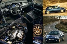 Thalia, Clio Maxi, My Dream Car, Dream Cars, Clio Williams, Sport En France, Volkswagen, Automobile, Ford