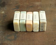 Natural Handmade Soap made in Portland OR by RootsSoapCo on Etsy