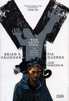 Y: The Last Man by Brian K. Vaughan