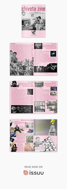 Chiveta zine 02  Segunda edição do Norvana dos zines, primeira nesta plataforma. CARA !!! Unindo tribos desde 2008.