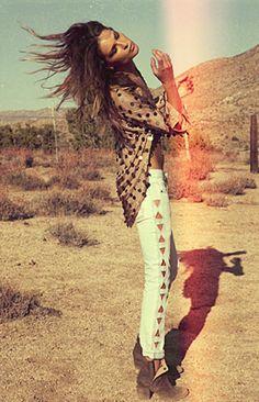 romillygirl: Model Monday // Erin Wasson