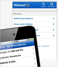 WalMart Pharmacy App
