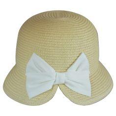 4ec31e5395bb16 Baby Girls' Paper Braid Bucket Hat - 12-24M - Genuine Kids from OshKosh