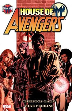 Collects House of M: Avengers #1-5. Return to the world of the hit House of M series, where mutants rule the earth and familiar heroes lead shocking, unfamiliar lives! See the history of this alternate reality revealed for the first time! Follow Luke Cage as he goes from wrongly-convicted prisoner to super-powered fugitive - and assembles the band of rebel freedom fighters who will come to be known as the Avengers! Featuring Hawkeye, Iron Fist, Moon Knight, Tigra, Mockingbird, and more than…