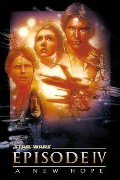 Фильм Звёздные войны 4 Новая надежда (1977) | thevideo.one - смотреть онлайн