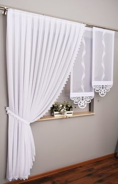 Home Curtains, Kids Curtains, Hanging Curtains, Apartment Balcony Decorating, Hallway Decorating, Curtain Styles, Curtain Designs, My Furniture, Furniture Design