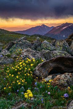 Trail Ridge Road, Rocky Mountain National Park ...Photo by Erik Stensland | Mountain life | rocky mountains | national park | colorado | places to visit | travel | bucket list | landscape photography | colorado photography | nature | hike | colorado hike | Schomp MINI